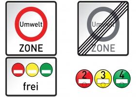 Umweltplakette Pflicht Und Strafe Bussgeld In Deutschland