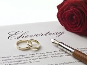 Ehevertrag Sinnvoll Inhalt Gütertrennung Notar Erklärt