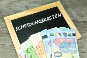 Kosten für die Scheidung. (© stadtratte - Fotolia.com)