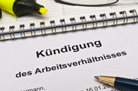 Befristeter Arbeitsvertrag Kündigung Notwendig Muster