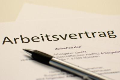 Bei Befristetem Arbeitsvertrag Gilt Vorbeschäftigungsverbot