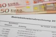 Bei fehlerhaften Betriebskostenabrechnung keine Anpassung der Betriebskostenvorauszahlungen