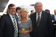 Gelungenes Sommerfest bei der MOOG Partnerschaftsgesellschaft –  Volker Bouffier als Ehrengast