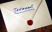 Wann ist ein eigenhändig geschriebenes Testament formgültig?