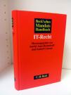 """Mandatshandbuch """"IT-Recht"""" aus dem Beck-Verlag"""