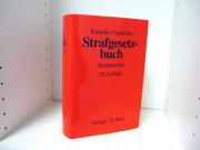Neu: Kommentar des Strafgesetzbuches von Schönke/Schröder