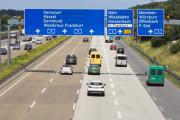 Achtung beim Spurwechsel auf der Autobahn