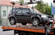 Dauerparkern droht Abschleppung nach 48h bei mobilem Halteverbotsschild