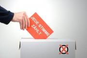 Obergrenze für Wahlplakate an Laternenmasten wird durch OVG Schleswig gebilligt