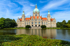 Neues Rathaus in Hannover (© mapics / Fotolia.com)