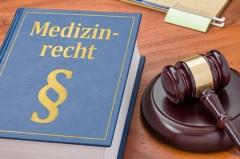 Rechtsanwalt in Göttingen: Medizinrecht (© Boris Zerwann - Fotolia.com)