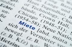 Rechtsanwalt in Velbert: Mietrecht (© VRD - Fotolia.com)