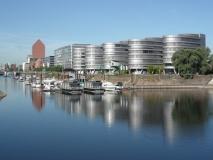 Duisburg Innenhafen (© Adrian v. Allenstein / Fotolia.com)