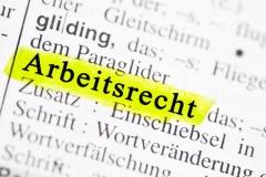 Rechtsanwalt in Plauen: Arbeitsrecht (© Marco2811 - Fotolia.com)