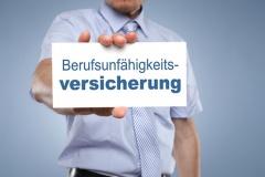 Schutz durch Berufsunfähigkeitsversicherung (© Coloures-pic - Fotolia.com)