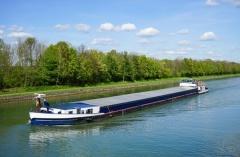 Binnenschiff auf dem Mittellandkanal (© Countrypixel - Fotolia.com)