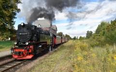 Historische Eisenbahn (© Dieter76 - Fotolia.com)