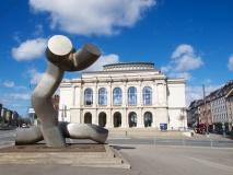 Augsburg Kennedy Platz (© Uwe Albert-Thiele - Fotolia.com)