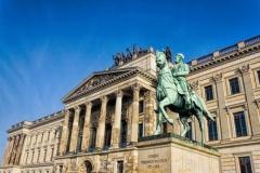 Schlossplatz in Braunschweig (© ArTo - fotolia.com)