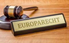 Europarechtliche Entscheidungen (© Zerbor - Fotolia.com)