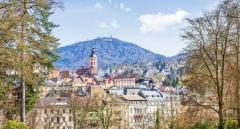 Baden-Baden - Panorama-Ansicht (© g215 / fotolia.com)