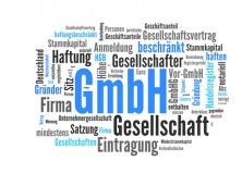GmbH (Gesellschaft mit beschränkter Haftung) (© Fotodo - Fotolia.com)