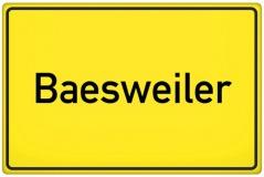 Ortsschild Baesweiler (© qualitystock - Fotolia.com)
