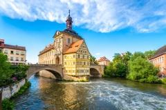 Brückenrathaus Bamberg (© pure-life-pictures - Fotolia.com)