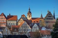 Bietigheim-Bissingen Altstadt (© Manuel Schönfeld - Fotolia.com)