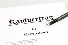 Kaufvertrag (© Blende11.photo - Fotolia.com)