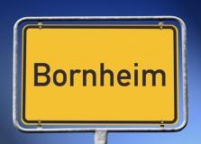 Ortsschild Bornheim (© kamasigns - Fotolia.com)
