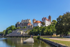Schloss Bernburg (© borisb17 - Fotolia.com)