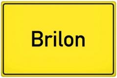 Ortsschild Brilon (© qualitystock - Fotolia.com)