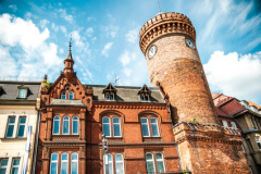 Spremberger Turm in Cottbus (© tan4ikk - Fotolia.com)