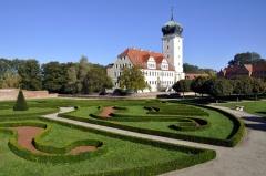 Delitzsch Barockschloss (© steschum - Fotolia.com)