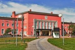 Dessau-Roßlau Bahnhof (© ArTo - Fotolia.com)