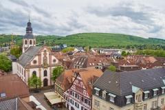 Ausblick auf die Altstadt Ettlingen (© don57 - Fotolia.com)