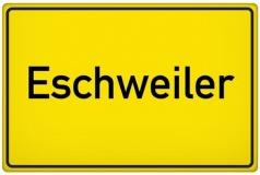 Ortsschild Eschweiler (© Tom-Hanisch - Fotolia.com)