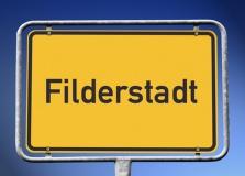 Ortsschild Filderstadt (© kamasigns - Fotolia.com)