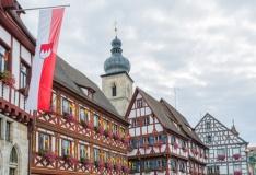 Forchheim Rathausplatz (© schulzfoto - Fotolia.com)