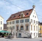 Altes Rathaus in Fürstenfeldbruck (© Otto Durst - Fotolia.com)
