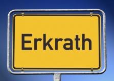 Ortsschild Erkrath (© kamasigns - Fotolia.com)