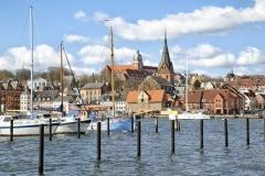 Stadtansicht von Flensburg (© Ralf Gosch - Fotolia.com)