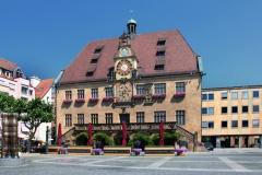 Rathaus der Stadt Heilbronn (© Harry Reim - Fotolia.com)