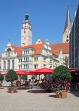 Rathaus in Ingolstadt (© Otto Durst - Fotolia.com)