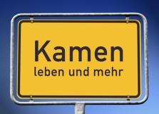 Ortsschild Kamen (© kamasigns - Fotolia.com)