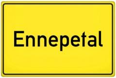 Ortsschild Ennepetal (© qualitystock - Fotolia.com)