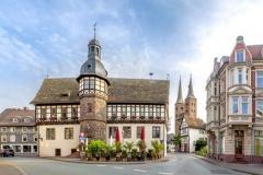 Historisches Rathaus in Höxter (© pure-life-pictures - Fotolia.com)