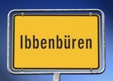 Ortsschild Ibbenbüren (© kamasigns - Fotolia.com)