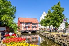 Altstadt Wismar (© pure-life-pictures - Fotolia.com)